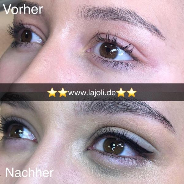LAJOLI Lidstriche Permanent Make Up Bilder  Hamburg - Manuela Leja Eyeliner - Beautiful