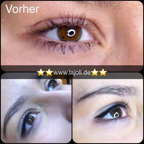LAJOLI Lidstriche Permanent Make Up Bilder  Hamburg - Manuela Leja Eyeliner - Beauty