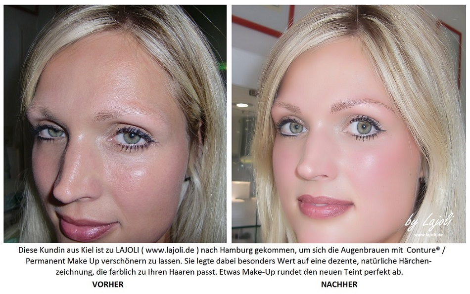 bilder lajoli permanent makeup hamburg