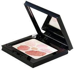 Cherry Blossom Powder - der modische Glanzpuder mit sensationellem Multi-Color-Effekt. Augen-Make-Up (Schminke)